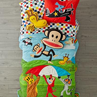 Kids_Bedding_Paul_Frank_Friends_By_Land_SP