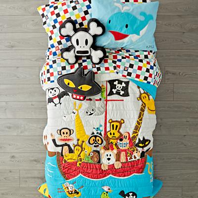 Kids_Bedding_Paul_Frank_Friends_By_Sea_SP