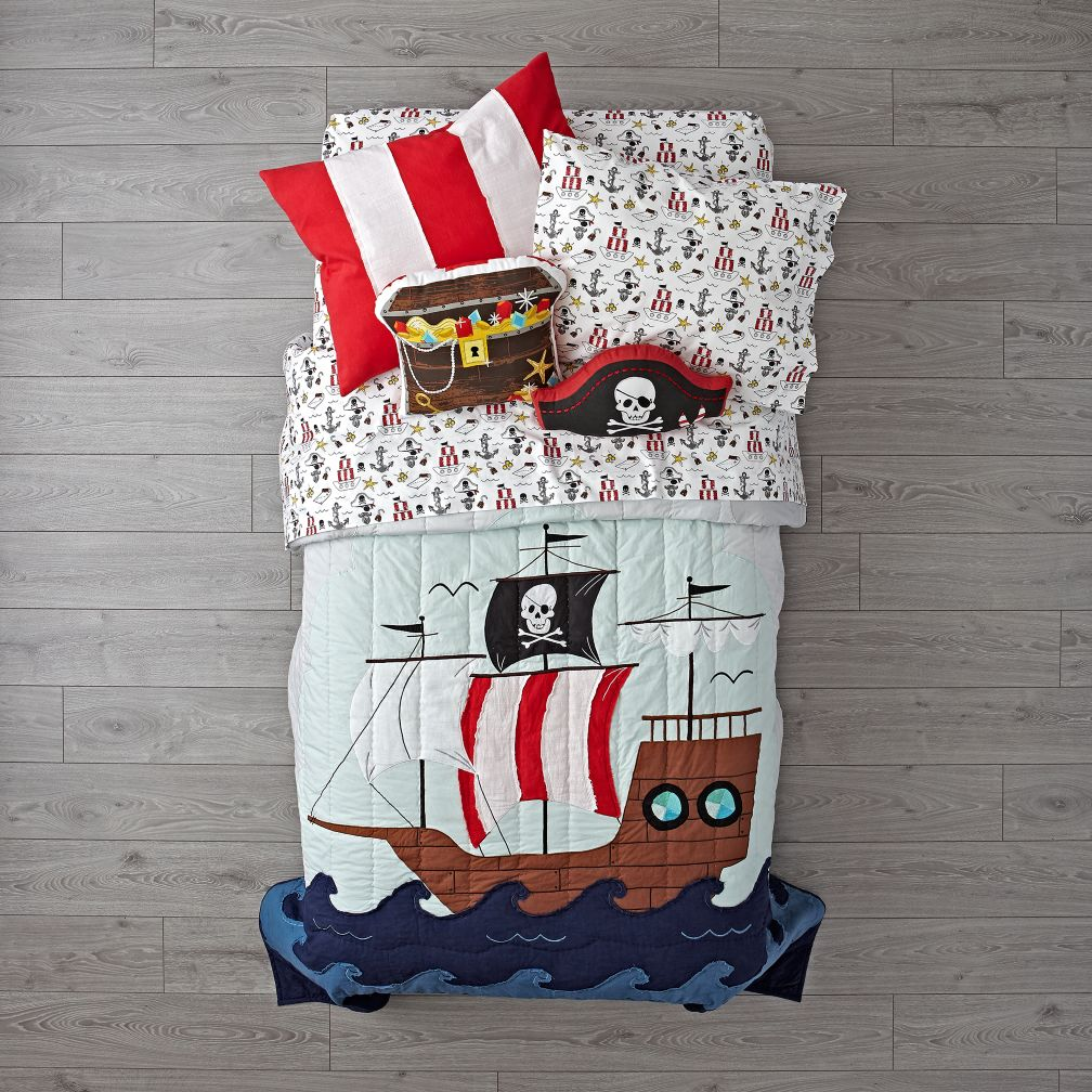 Pirate Bedding The Land Of Nod