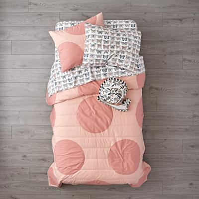 Kids_Bedding_Polka_Dot_Pink_LL