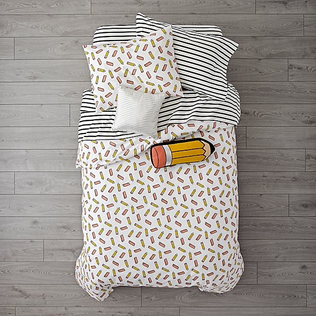 Organic School Supplies Bedding