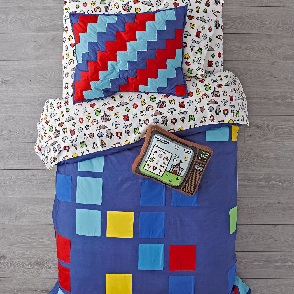 Video Game Duvet Cover