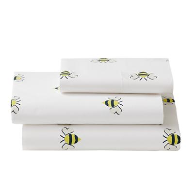 Kids_Bees_Knees_Sheets_Twin_Yellow_Silo