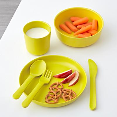 Kids_Dishes_Bambino_Lime