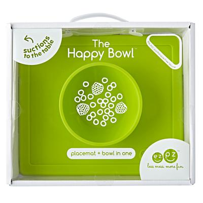Kids_Dishes_Happy_Bowl_Lime_Silo