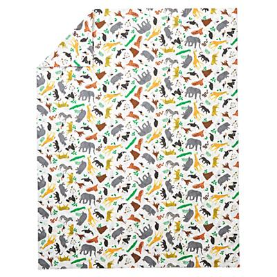 Kids_Duvet_Cover_Jungle_Animal_Grey_Silo