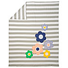 Kids_Duvet_Cover_Striped_Flowers_Grey_Silo