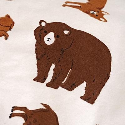 Kids_Flannel_Bedding_Animal_Brown_Details_v11