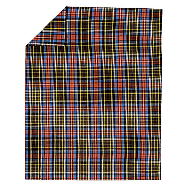 Tartan Plaid Flannel Full-Queen Duvet Cover