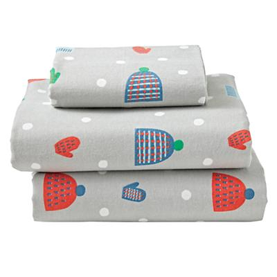 Kids_Flannel_Sheets_Snow_Day_Twin_Grey_Silo