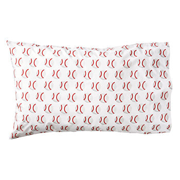 Organic Nod Baseball Pillowcase