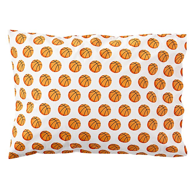 Organic Nod Basketball Pillowcase