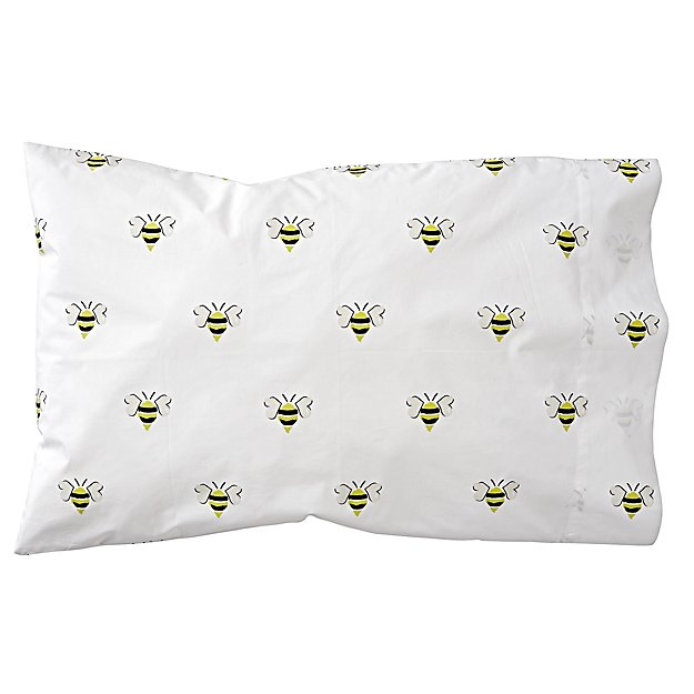 Organic Bee's Knees Pillowcase