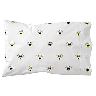 Kids_Pillowcase_Bees_Knees_Yellow_Silo
