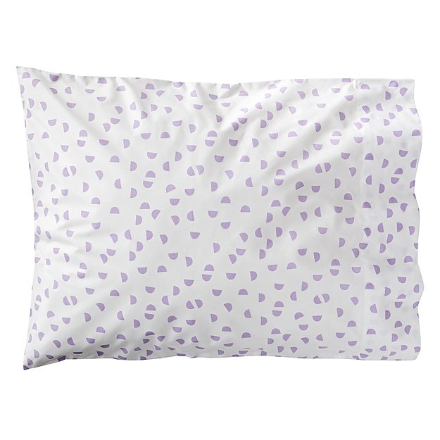 Organic Half Moon Pillowcase