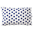 Kids_Pillowcase_Orchard_Dot_Dark_Blue_Silo