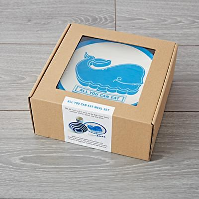 Kids_Plate_Melamine_Blue_Whale_Packaging