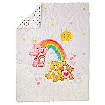 Care Bears Twin Quilt