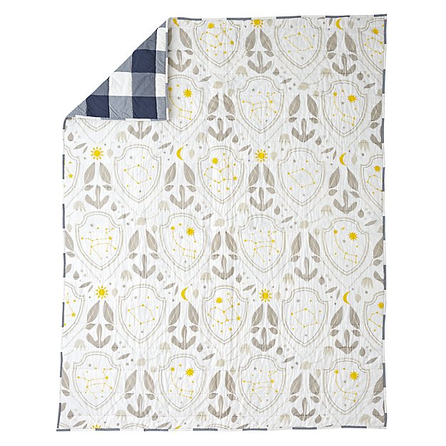 Genevieve Gorder Full-Queen Shield Quilt
