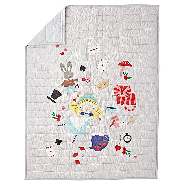 Wonderland Full-Queen Quilt