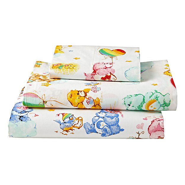 Care Bears Organic Twin Sheet Set