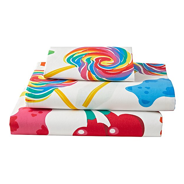 Dylan's Candy Bar Organic Twin Sheet Set