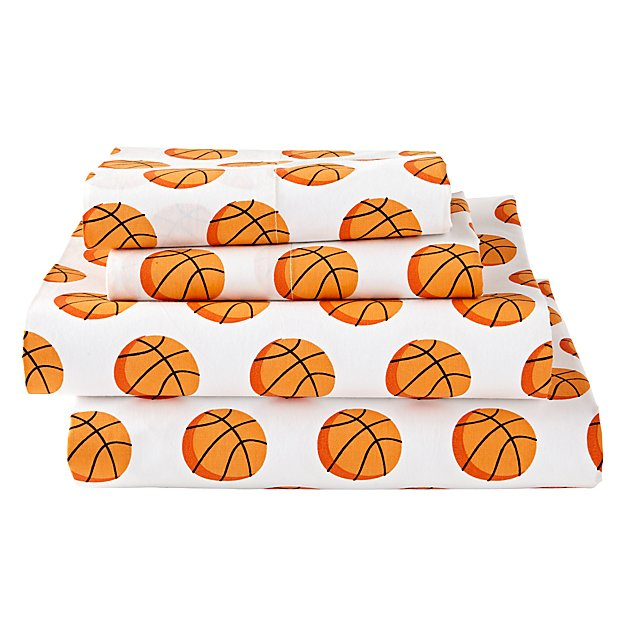 Organic Nod Basketball Full Sheet Set