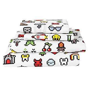 Organic Video Game Full Sheet Set