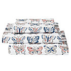 Organic Butterfly Twin Sheet Set