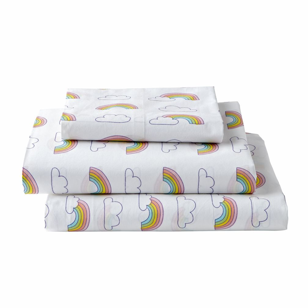 Rainbow Sheets Twin The Land Of Nod