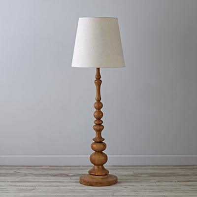 Scaled Up Floor Lamp