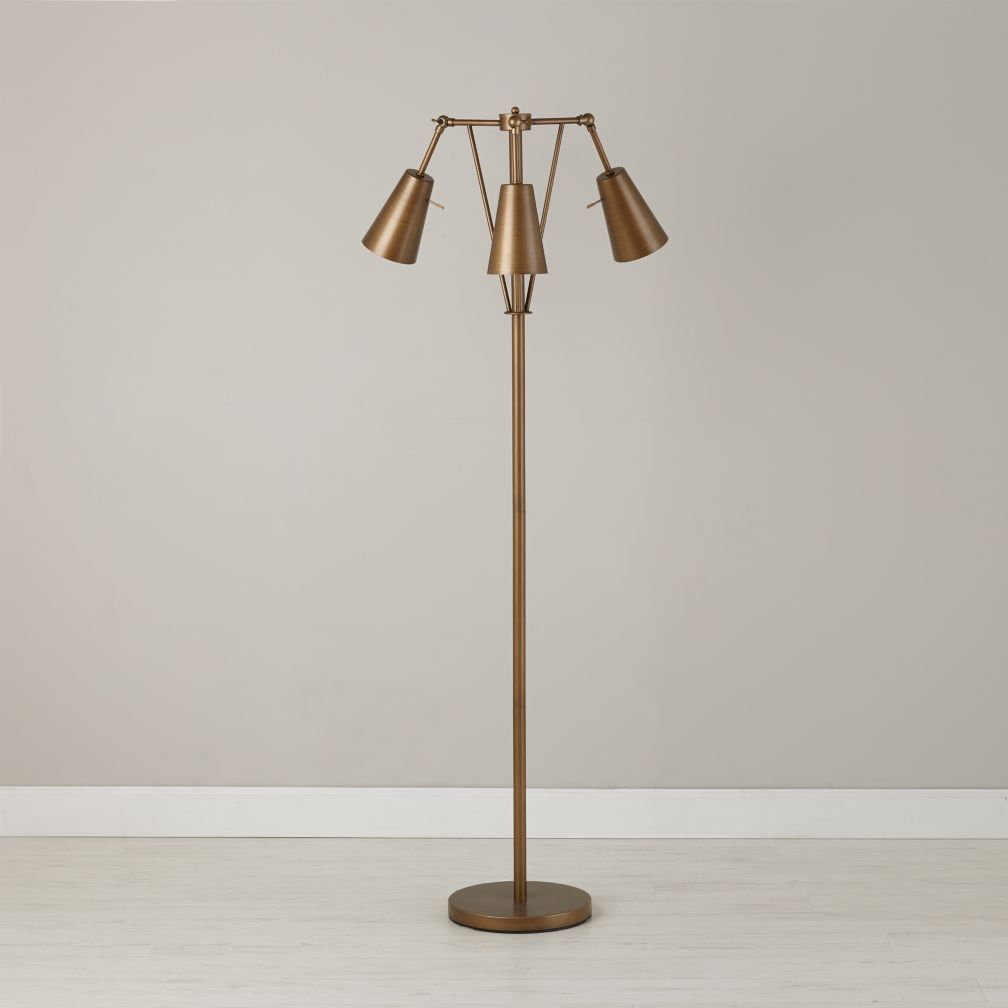 Periscope Floor Lamp
