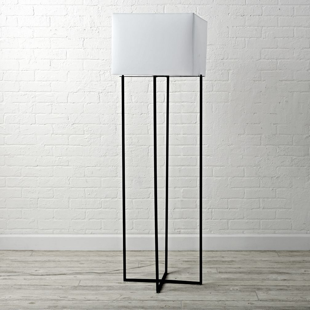 Pop Wire Blue Floor Lamp
