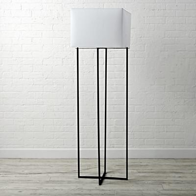 Lamp_Floor_Square_Metal_BL_Off