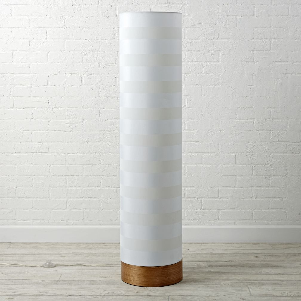 pillar floor lamp | the land of nod