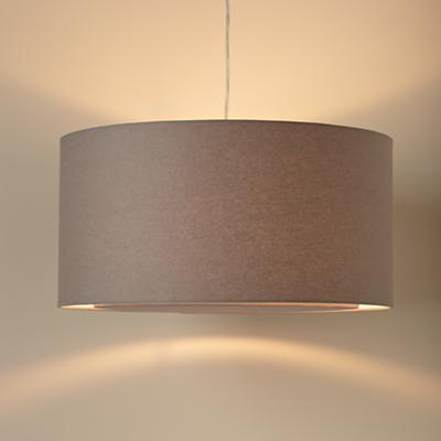 Grey Ceiling Lamp