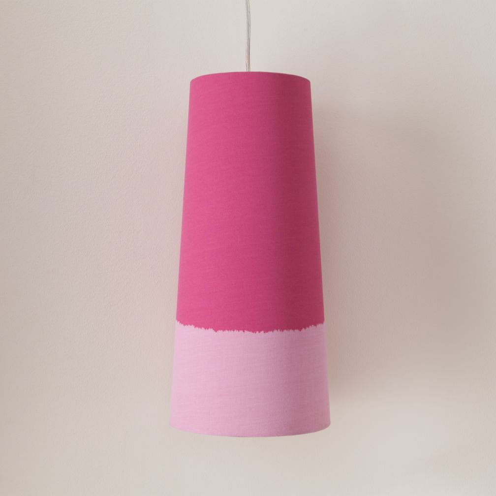 Lighten Up Pendant Lamp (Pink)