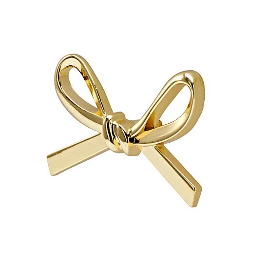 Hand Picked Bow Knob The Land Of Nod
