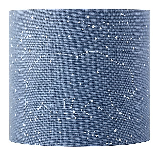 star gazer table lamp shade the land of nod. Black Bedroom Furniture Sets. Home Design Ideas