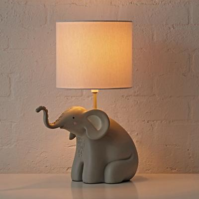 Lamp_Table_Elephant_On