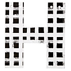 Letter_Black_and_White_H_LL