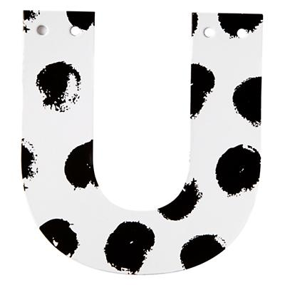 Letter_Black_and_White_U_LL