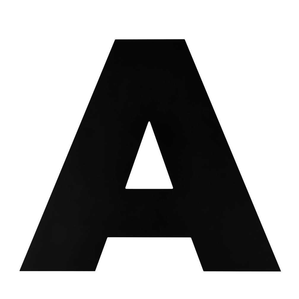 Not Giant Enough Letter A
