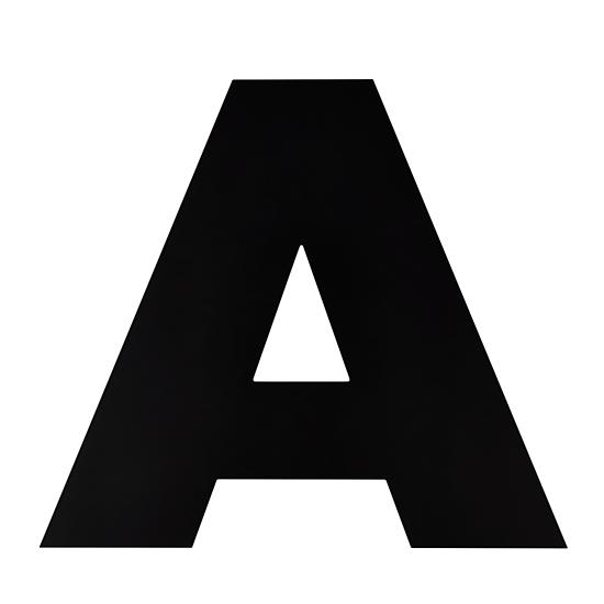 not giant enough letter a the land of nod With giant letter a