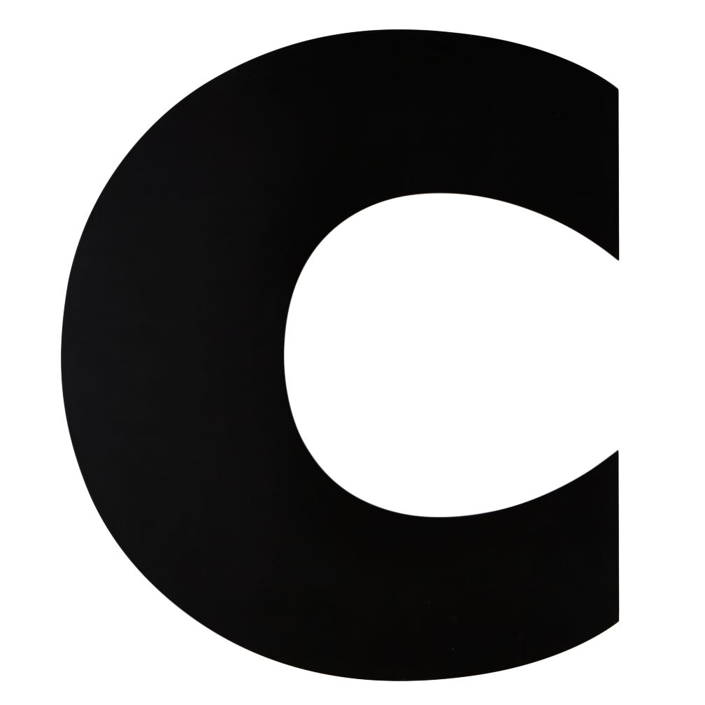 not giant enough letter c the land of nod With giant letter c