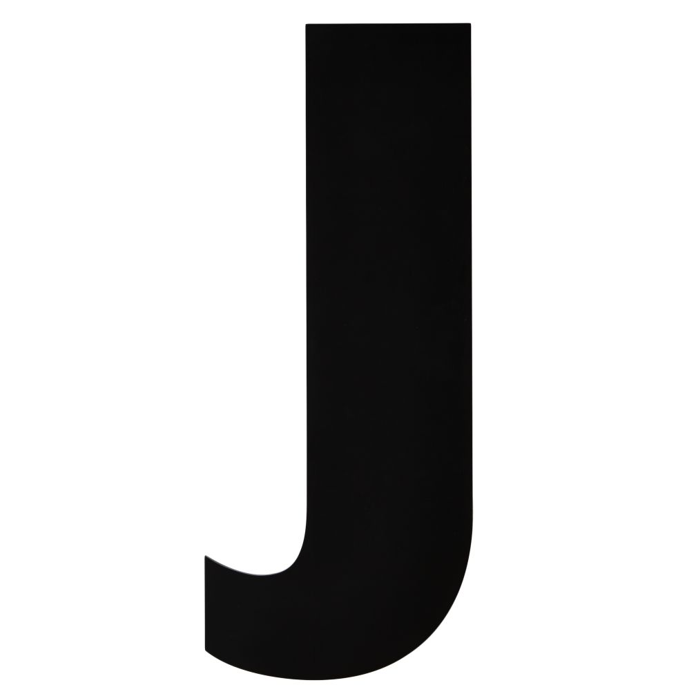 Not Giant Enough Letter J