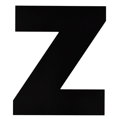 Not Giant Enough Letter Z