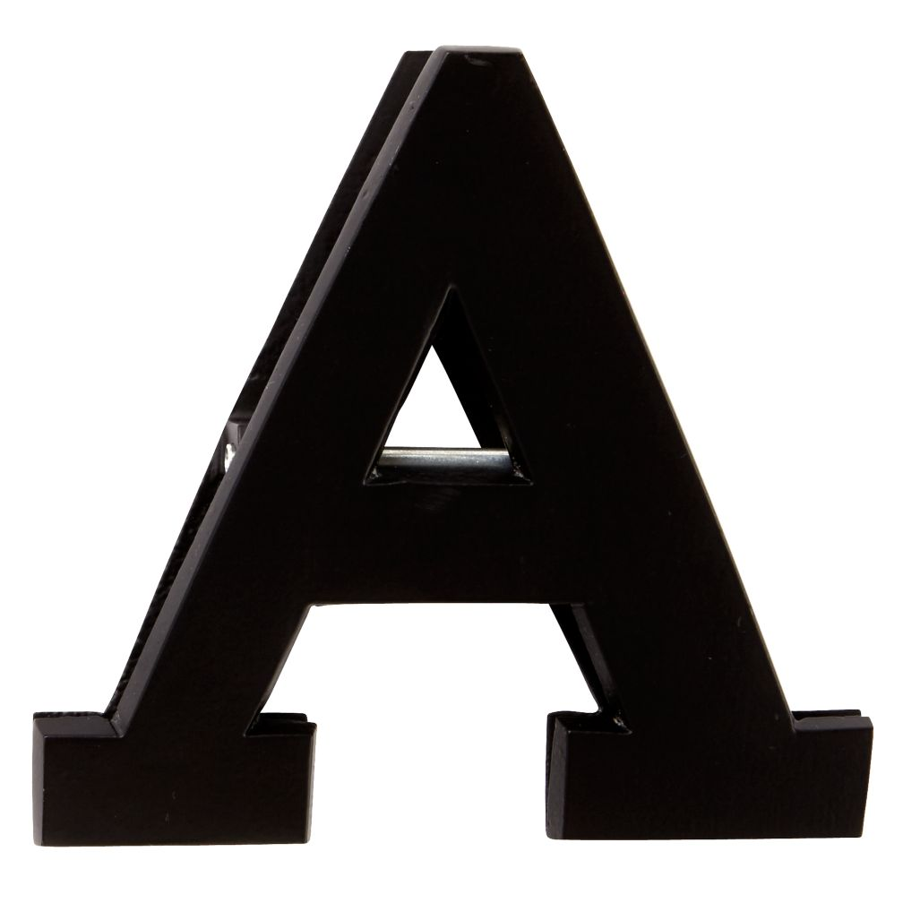 A Typeface Wall Clip