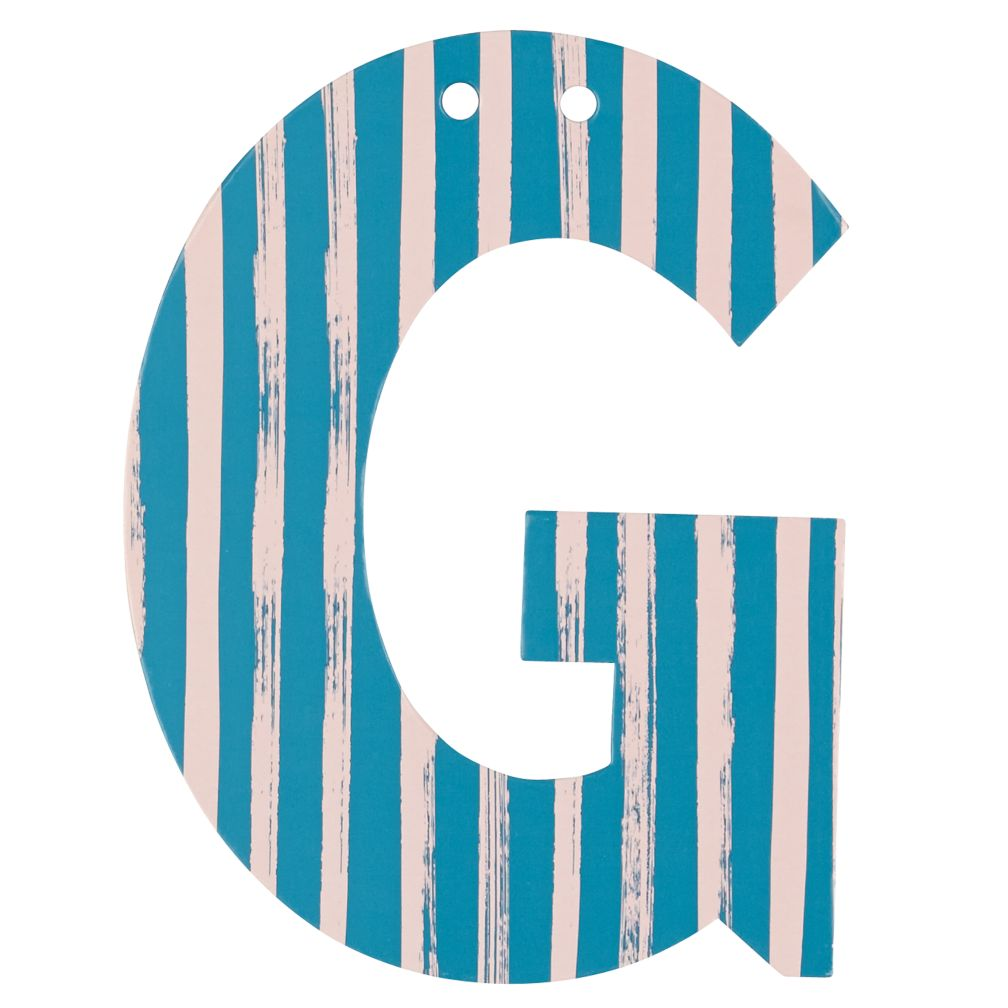 G' Perfect Pattern Girl Letter