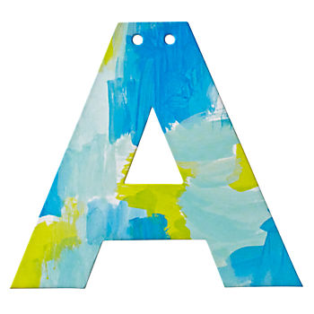 A Watercolor Letter